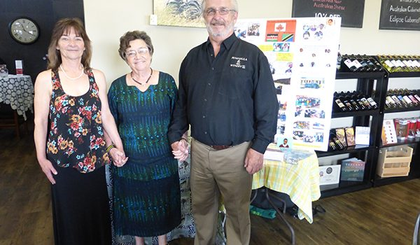 "Peninsula U-Brew Winery ""Customer Appreciation Day"", Sidney B.C."