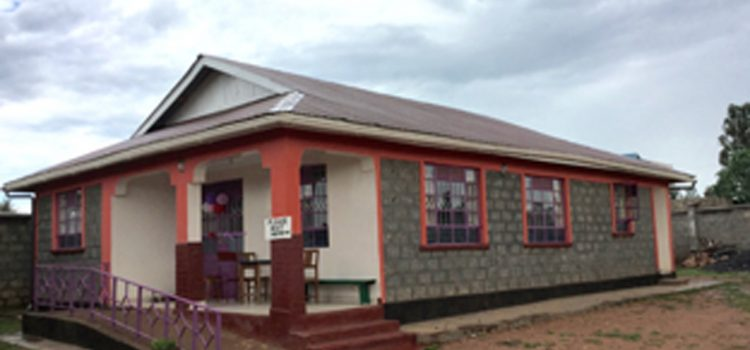 Gordon Brown Describes How the New Kenyan CHES House Came to Be