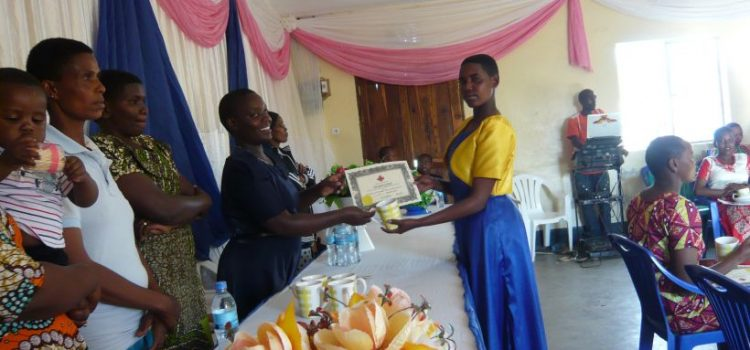 CHES Tanzania Graduation Ceremony